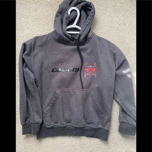 Small printer can am hoodie